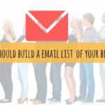 Top Reasons to build email list of your blog visitors