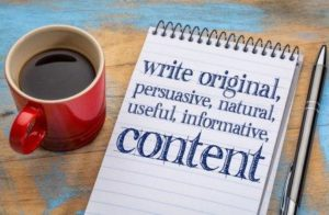 best way to write content