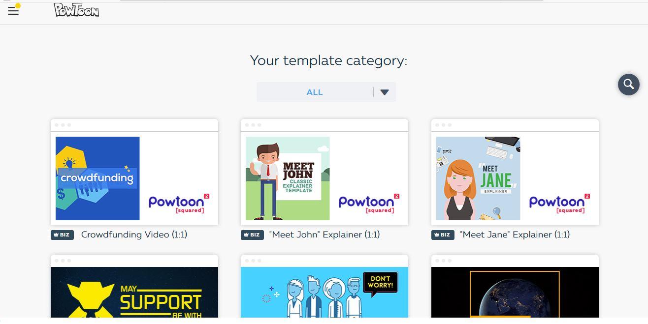 powtoon templates-how to use powtoon