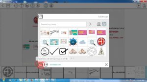 saving pictures in videoscribe