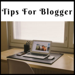 tips for blogger