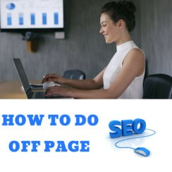 how to do Off-page SEO