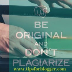 how plagiarism can be avoided