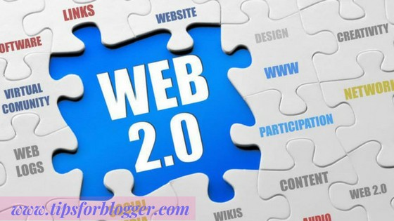 Top 20 web 2 0 sites List - Tips For Blogger