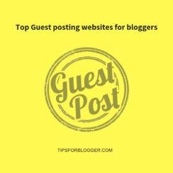guest posting websites for bloggers